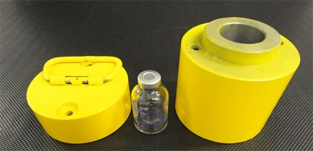 radyoaktif ilac tasima ficisi