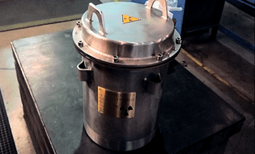 radyoaktif atik istanbul kursun ve metal sanayi