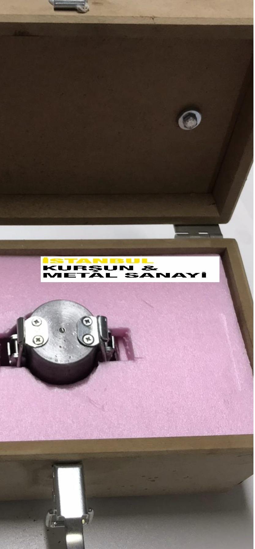 radyoaktif madde kursun kutu
