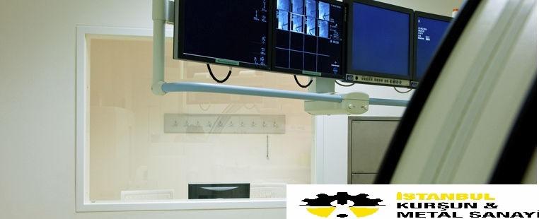 Röntgen Odası Kurşun Cam